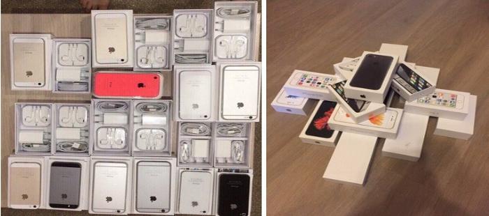 Восстановленные IPhone